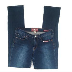Lucky Brand Sofia Straight Leg Jeans 27R